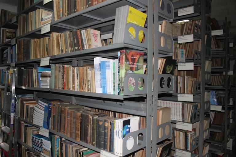 Biblioteka Odsjeka za geografiju - PMF Sarajevo