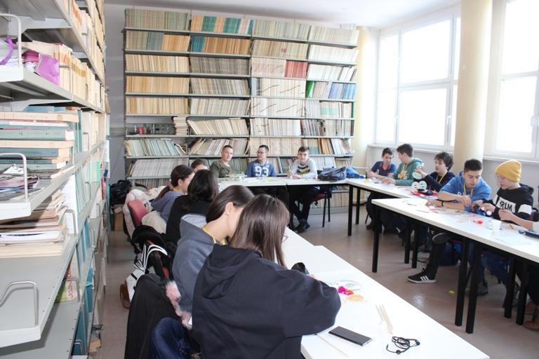 Biblioteka Odsjeka za fiziku- PMF Saeajevo